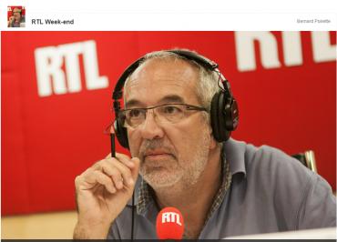 Interview de Pascal CUSSIGH (Président de l'association) par Emilie BAUJARD (RTL) sur la question du consentement en cas de viol sur mineurs