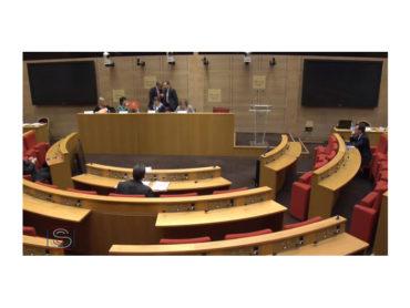 Audition de Pascal CUSSIGH dans le cadre de la répression infractions sexuelles sur mineurs